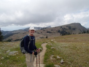 Almost back to the Obstruction Point Road trailhead